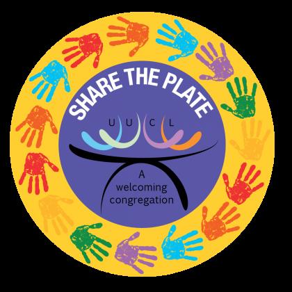 Uucl Shares The Plate 2020 2021 Unitarian Universalist Church Of Loudoun